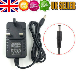 AC Wall Power Charger Adapter UK Plug