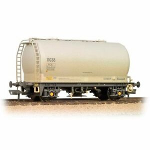 Bachmann-38-652-PCA-Metalair-bulk-powder-wagon-Grey-weathered-Brand-New-in-Box