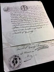 LOT-OF-TWO-MANUSCRIPTS-1816