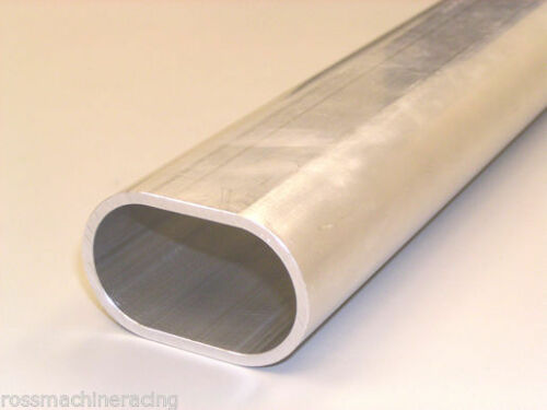 Oval Intake Runner Tubing Material Sold By The Inch RMR-071