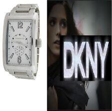 DKNY MEN'S SUBDIAL SILVER BRACELET MENS WATCH NY4261