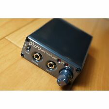 NEW HeadAmp Pico USB DAC/Amp  Portable Headphone Amplifier  Gray