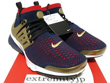 reputable site 049cd 75dbb DS 2016 NIKE AIR PRESTO FLYKNIT ULTRA USA Olympic 835570-406 sz 11