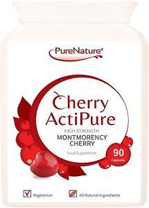90-Pure-Montmorency-Cherry-actipure-attivo-50-piu-elevata-resistenza-750mg-per-capsula