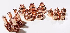 5 P 120929 Shield+5 P 120931 Nozzle+5 p 120926 Electrode Powermax 1000/1250/1650