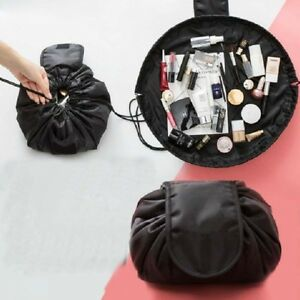 Image Is Loading Travel Makeup Case Cosmetic Toiletry Organizer Wash Storage