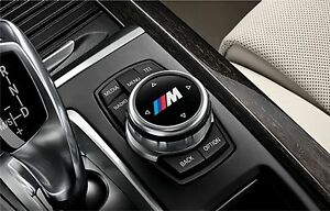 2x-BMW-M-tec-I-drive-sticker-decal-logo-F10-F20-F30-F01-E70-E90-E71