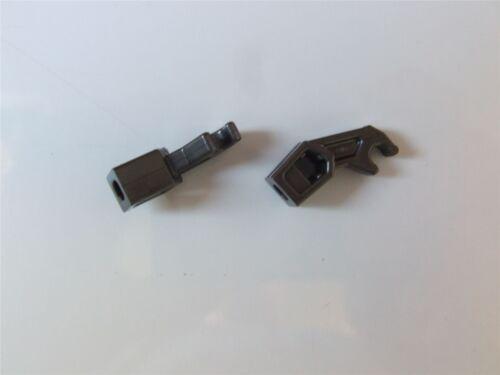 pièces et morceaux 6008484 2 x Lego métal couleur Bad Robot Arm