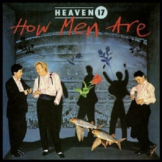 "HEAVEN 17 ""HOW MEN ARE-2006"" CD NEUWARE"