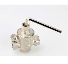 "1/2"" Brass Adjustable Water Pressure DN15 Regulator Pressure Maintaining Valve"