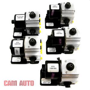 ABS-Steuergeraet-Hydraulikblock-13091801-Opel-Vectra-B