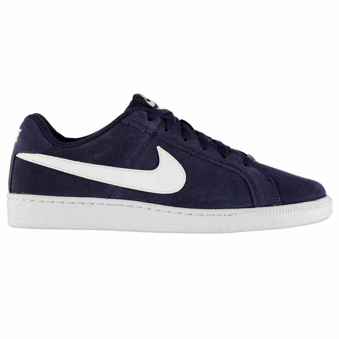 size 40 8be91 a0d4e Nike Court Royale Trainers Mens Navy White Sports shoes Sneakers Footwear