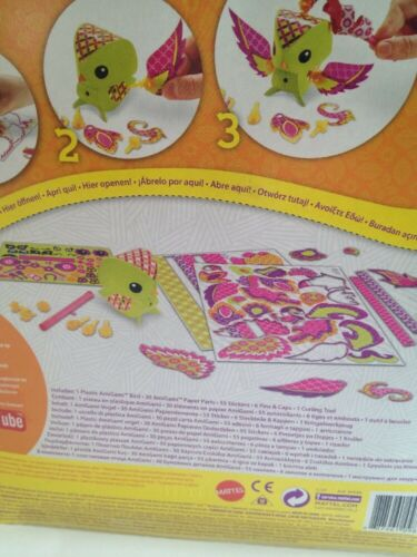 3 X MATTEL AMIGAMI THE PETS YOU CUSTOMISE /& MAKE YOUR OWN CRAFT PARTY TOY NEW