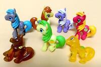 Hasbro My Little Pony Blind Bag Pony 7pcs Male Pony Big MacIntosh Moseley Orange