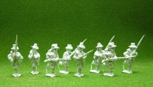 ACW22a 28mm American Civil War Miniatures Iron Brigade,Unpainted Historical