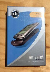 Palm-V-Modem-Application-Software-PDA-Accessory-Gray-New-NIB