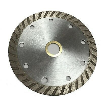 """12-Pack 4.5/"""" Diamond Saw Blade Continuous Rim for Cutting Tile Stone,Porcelain"""