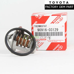 GASKET TOYOTA LEXUS FACTORY OEM 90916-03129 16325-62010 COOLANT THERMOSTAT