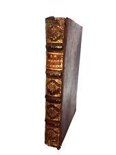 Libro Le Moderne Conversazioni Volgarmente dette de' Cicisbei C. Roncaglia 1720