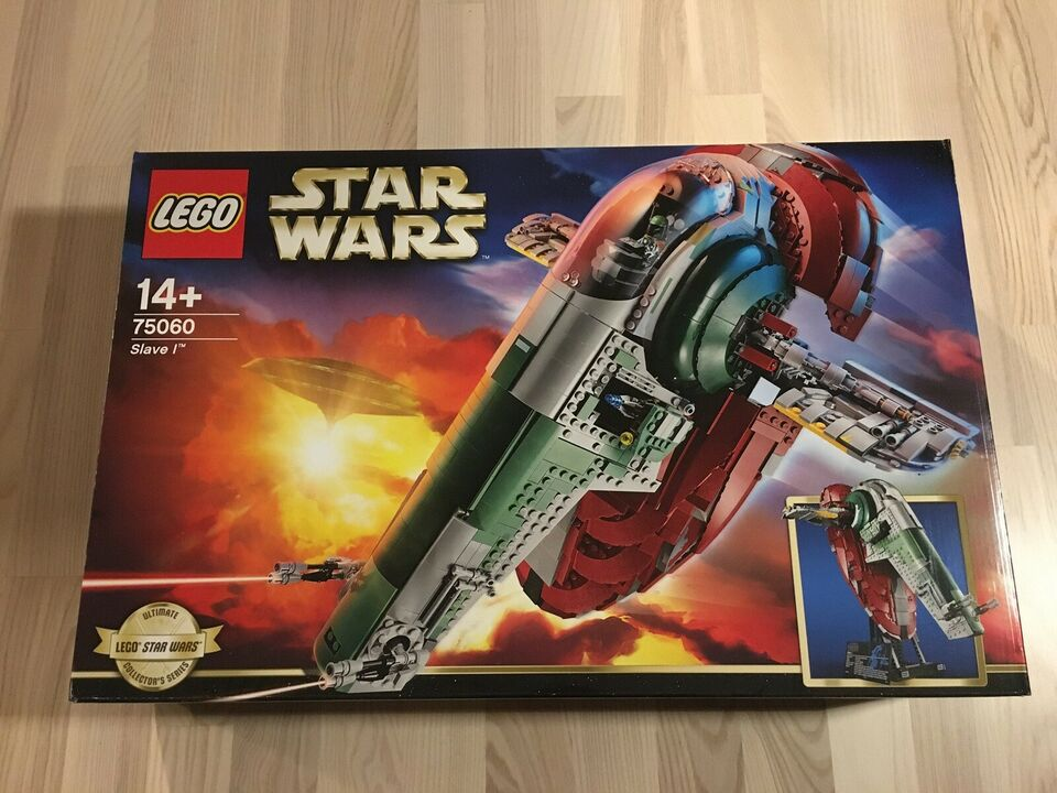 Lego Exclusives, 75060