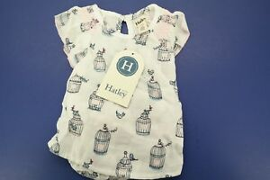 Hatley-Baby-Girls-Mini-Bloomer-Set-Free-Birds-3-6-Months-T3