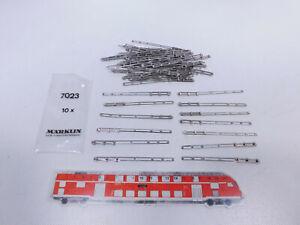 CP575-0, 5 #50x Märklin H0 7023 Compensation Piece For Overhead Line / Ol, Top
