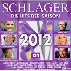 SCHLAGER-2012-FOLGE-1-2-CD-MIT-HELENE-FISCHER-UVM-NEU