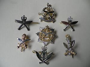 Gurkha-Regiment-Corps-cap-badges-various-New-unissued