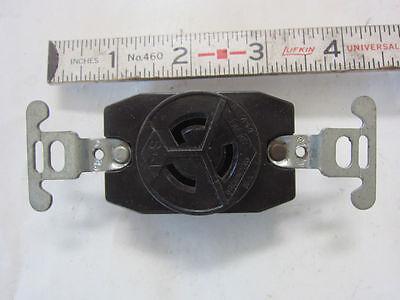 Leviton 4710 15A 125V  HBL4700 Style  Locking Receptacle L5-15R New