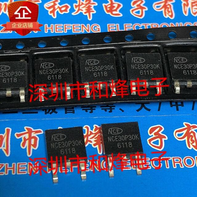 10 Pièces AOD403 TO-252 D403 P-Channel Enhancement Mode Field Effect Transistor