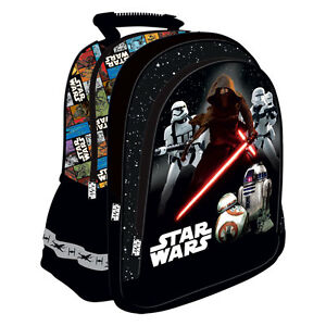 Star-Wars-Backpack-School-Bag-Holiday