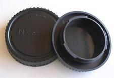 SAMSUNG NX  FITTING BODY AND  REAR LENS CAP GENERIC