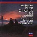 Felix Mendelssohn - Mendelssohn: Piano Concertos Nos. 1 & 2; Songs Without Words [Germany] (2000)