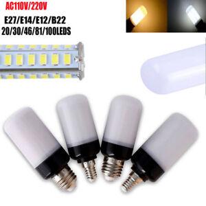 E27-E26-E14-Light-Corn-Bulb-Cool-White-5736LED-Lamp-3W-5W-7W-9W-12W-AC110V-220V