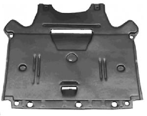 Protection sous moteur Audi A5 partie arriere du 06//2007 au 10//2011