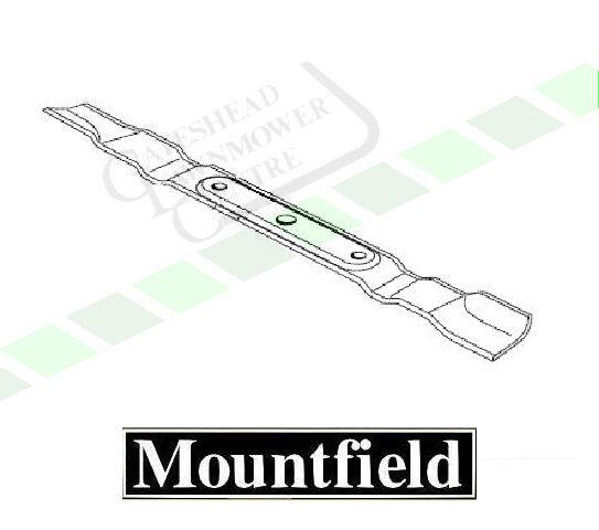 Mountfield 1228m + 1228h hoja cortante para paseo en cortadoras