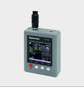 SURECOM-SF-103-Portable-Frequency-Counter-CTCCSS-DCS-DMR-Signal-2MHz-2-8GHz-New