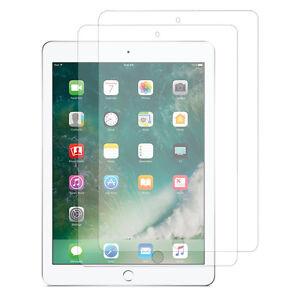 Accessoires-Lot-Pack-Films-Protecteurs-Protection-Choix-Apple-iPad-9-7-2017
