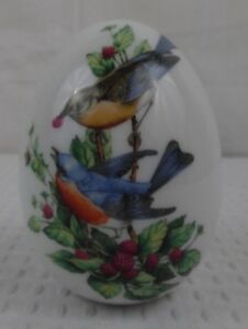 Avon-Ceramic-Egg-Summer-039-s-Song-is-Warm-and-Bright