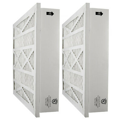 Tier1 22x24x1 Dust and Pollen Merv 8 Replacement AC Furnace Air Filter 6 Pack