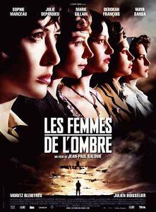 Affiche-120x160cm-LES-FEMMES-DE-L-039-OMBRE-2008-Sophie-Marceau-Julie-Depardieu-TBE