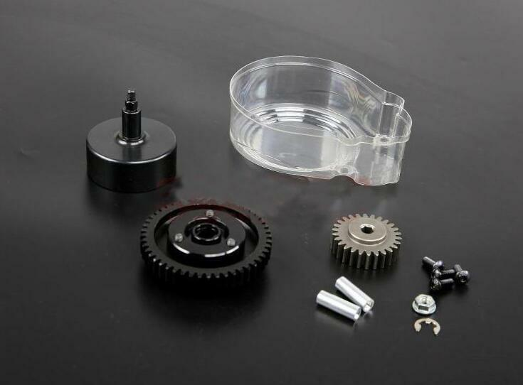 48T/26T Super Speed Gear Kit clutch bell for 2 Speed Two Speed System for baja