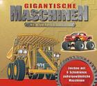 Gigantische Maschinen-Schablonenbuch (2011, Gebundene Ausgabe)