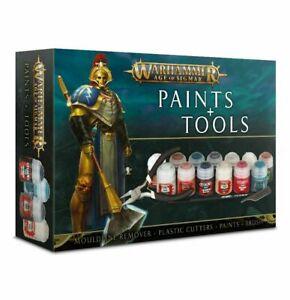 Warhammer-Age-of-Sigmar-Paints-amp-Tools-80-17-04-NEU-OVP
