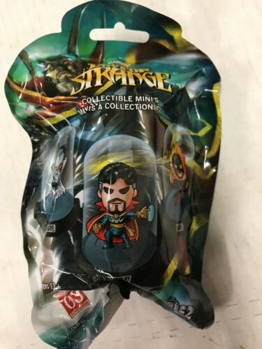 Doctor Strange Domez Collectible Figures LOT Of 10 Blind Figures To Collect!