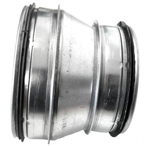 Fasciatoio piega tubo riduzione brevemente nw200 a nw125 con labbra di tenuta ud200125