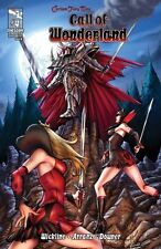 Grimm Fairy Tales Presents Call of Wonderland 4 Cover B - NM+ or better