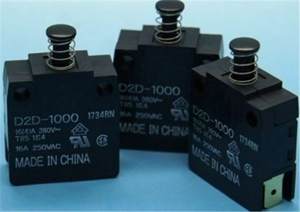 1Pcs New Omron Power Switch D2D-1000 cg