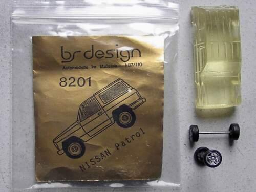 von bs-design 1:87 Nissan Patrol