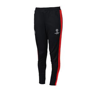 Image is loading Adidas-Manchester-United-UCL-Long-EU-Training-Pants-